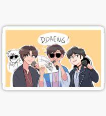 BTS: DDAENG (ft. TAEHYUNG)!!! Sticker