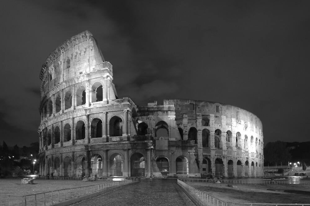 мультиварке рим черно-белая картинка карьера
