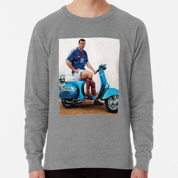 Zidane - World Cup Lightweight Sweatshirt