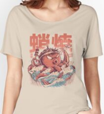 Takoyaki Attack Relaxed Fit T-Shirt
