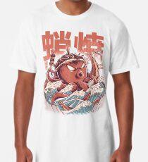 Takoyaki Attack Long T-Shirt