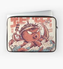 Takoyaki Attack Laptop Sleeve
