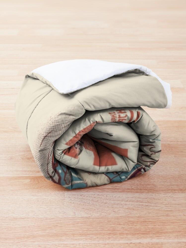 Alternate view of Takoyaki Attack Comforter