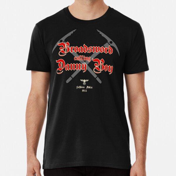 Broadsword Calling Danny Boy Premium T-Shirt