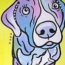 Blue Dog by vitbich
