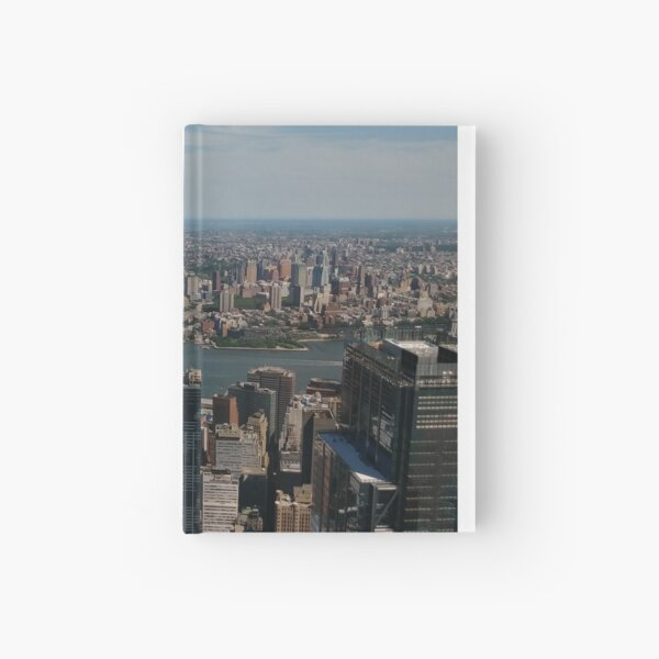 Manhattan, #Manhattan, New York, #NewYork, NYC, #NYC, New York City, #NewYorkCity Hardcover Journal