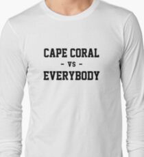Cape Coral vs Everybody Long Sleeve T-Shirt