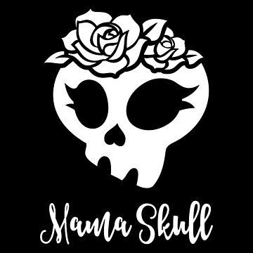 Trollhunters - Mama Skull by BadCatDesigns