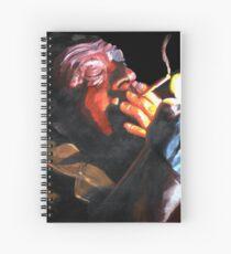Occult Detective 1 Spiral Notebook