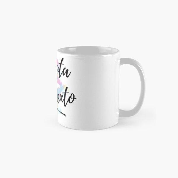 Disfruta Cada Momento I Spanish Quote Classic Mug