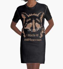 #MPRraccoon I made it Graphic T-Shirt Dress