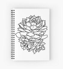 So Succulent - Perl Von Nurnberg by SPNS Spiral Notebook
