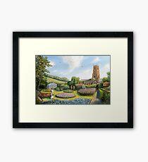 Dream Garden Framed Print