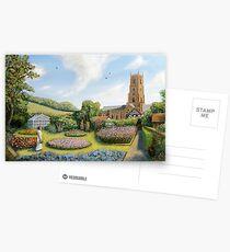 Dream Garden Postcards