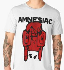 Radiohead Amnesiac Men's Premium T-Shirt