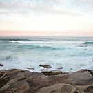 Bondi Beach by wetherellart
