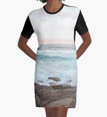 Bondi Beach Graphic T-Shirt Dress
