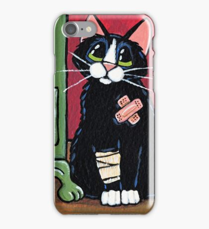 Been in the Wars iPhone Case/Skin
