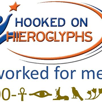 Hooked on Hieroglyphs by talltimore