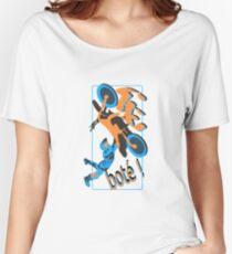 Motorcross te boté Women's Relaxed Fit T-Shirt