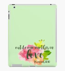 Love's Competition iPad Case/Skin