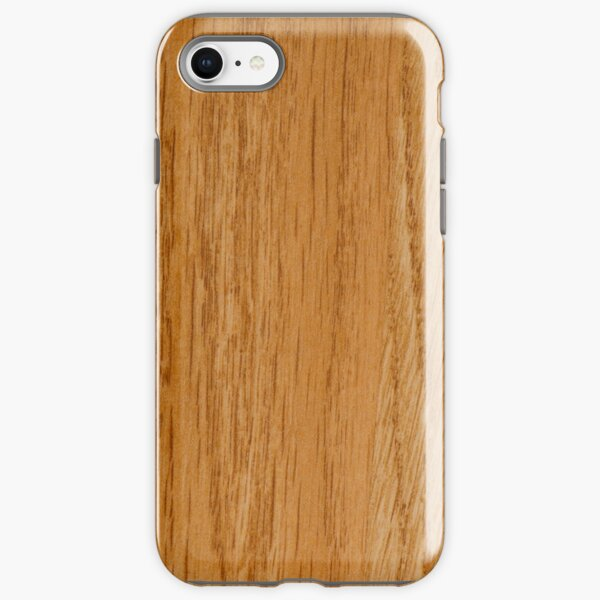 Wood iPhone Tough Case