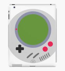 Round Game Boy iPad Case/Skin
