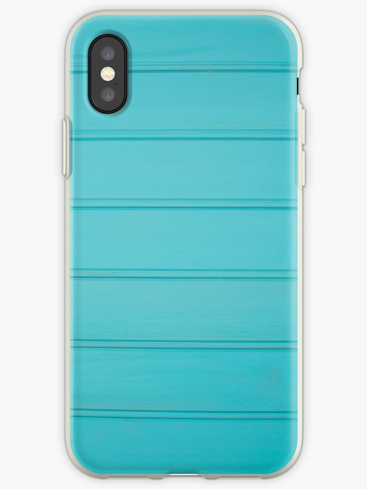 Turquoise wood boards by homydesign