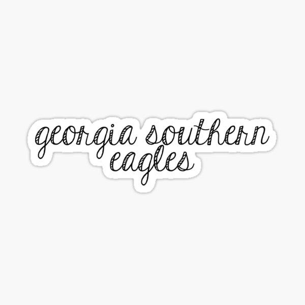 Georgia Southern Eagles Pegatina