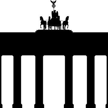 Berlin wall by Kama42