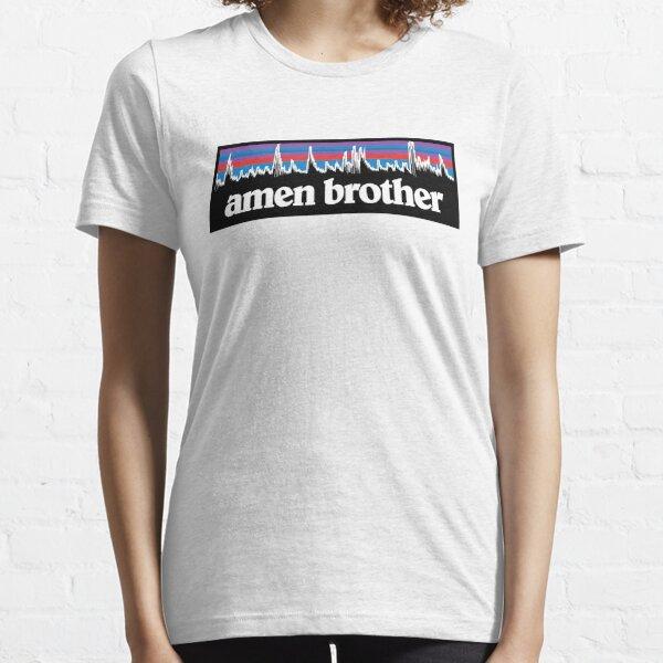Amen Bruder Essential T-Shirt