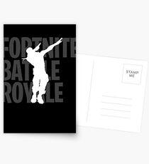 Fortnite Dab Postcards