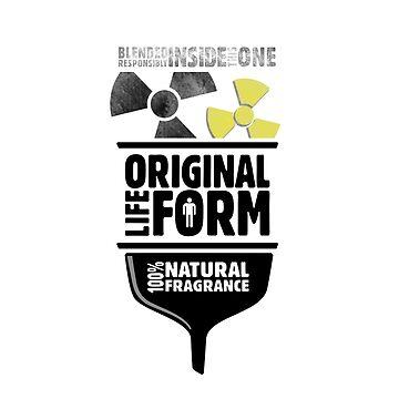Original Lifeform - Uranium by thisleenoble