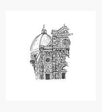 Florence Dome Photographic Print