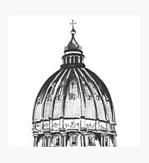 St. Peter's of Rome Photographic Print
