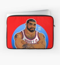 CHUCK LIKES BASKET TOPS Laptop Sleeve