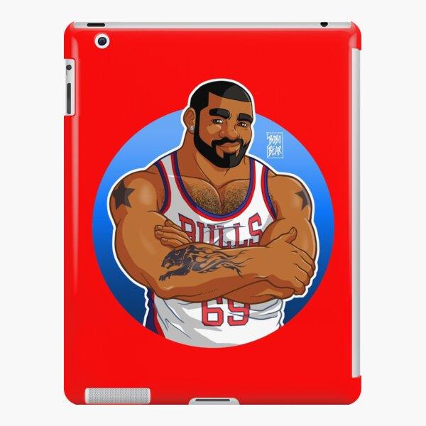 CHUCK LIKES BASKET TOPS iPad Snap Case