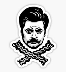 Jolly Swanson Sticker