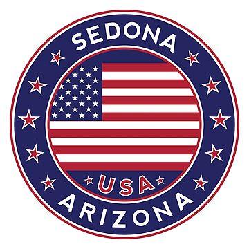 Sedona, Arizona by Alma-Studio