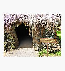 Prime Minister's House - Historic Hawaiian Village Photographic Print