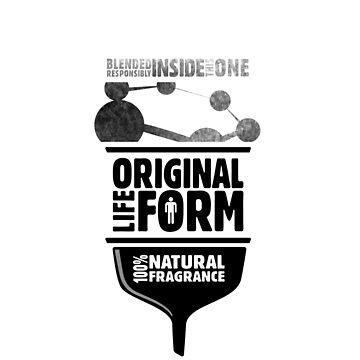 Original Lifeform - Carbon by thisleenoble
