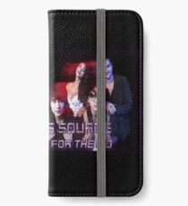 The 100 Grounders Source Header Art iPhone Wallet/Case/Skin