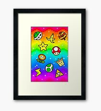 Cup Collection Framed Print