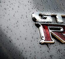 Nissan GT-R by NrthLondonBoy