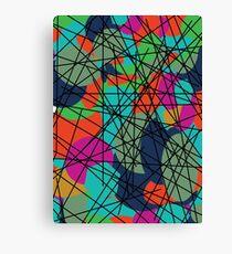Colourful Canvas Print