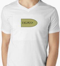Baldrick's Bullet Men's V-Neck T-Shirt