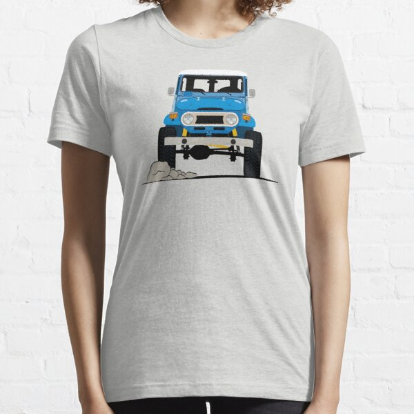 Land Cruiser FJ40 Essential T-Shirt
