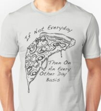 The Front Bottoms Pizza Unisex T-Shirt