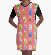 Never-ending fun Graphic T-Shirt Dress