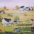 Sharpe's Farm  by amdunnart